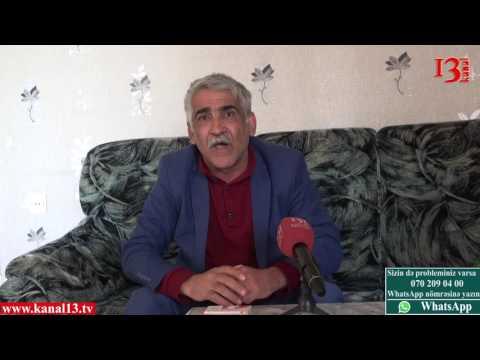 """""""Nazir dərmanımı satır, uşaqları kef edir""""-Firuz İbrahimov"""