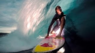GoPro Surf: Jamie Obrien Lights up the Night at Pipeline