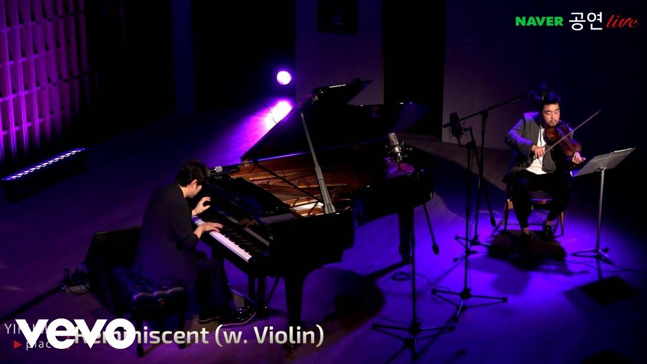 Yiruma - Yiruma - Reminiscent With A Violin (Live) ft. Sangeun Kim