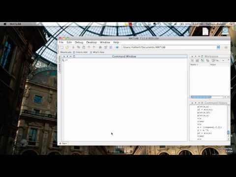 MATLAB Function Plotting Basics