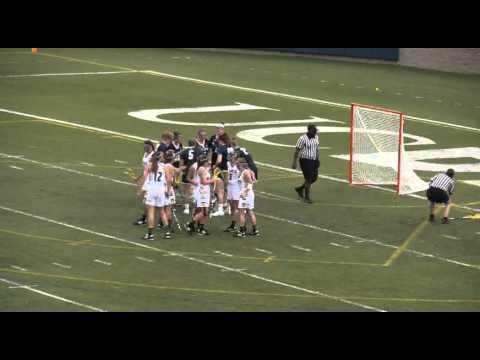 UC Davis Women's Lacrosse vs. Old Dominion - 03/10/2015
