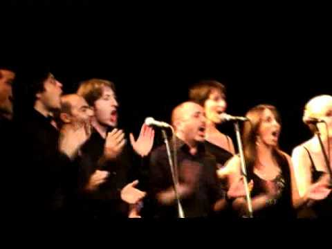 Coro Gospel Centro Jazz Torino, Saggio 2011 - This Is The Day