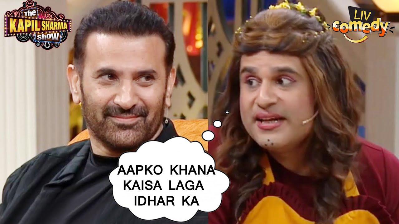 Sapna Has A Question For Parmeet | The Kapil Sharma Show Season 2 | Sat - Sun At 9:30 PM