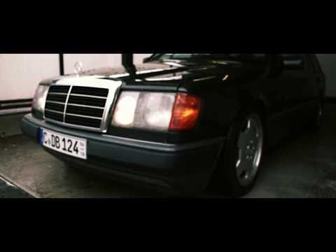 Mercedes Benz S124