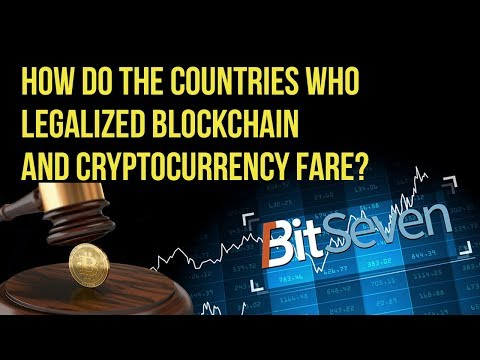 How Do The Countries Who Legalized Blockchain And Cryptocurrency Fare? (2019)