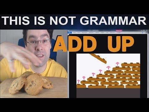 Add Up Learn English Phrasal Verbs Add Up Phrasal Verbs Business Idioms Math Vocabulary