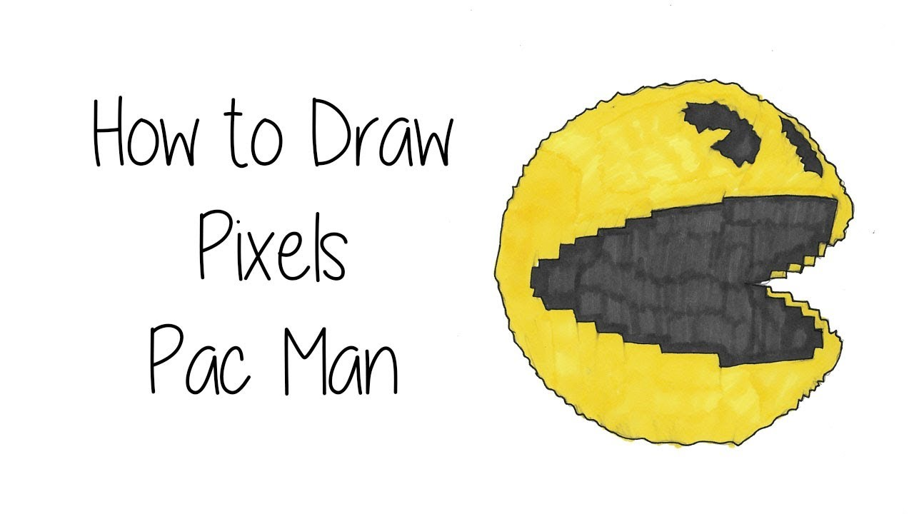 Draw Kids Draw Pixel Art