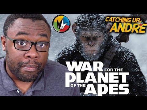 WAR FOR THE PLANET OF THE APES: Catching Up with Andre - Regal Cinemas [HD]