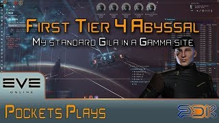 EVE Online Tier 4 Gamma   Abyssal Deadspace   Gila