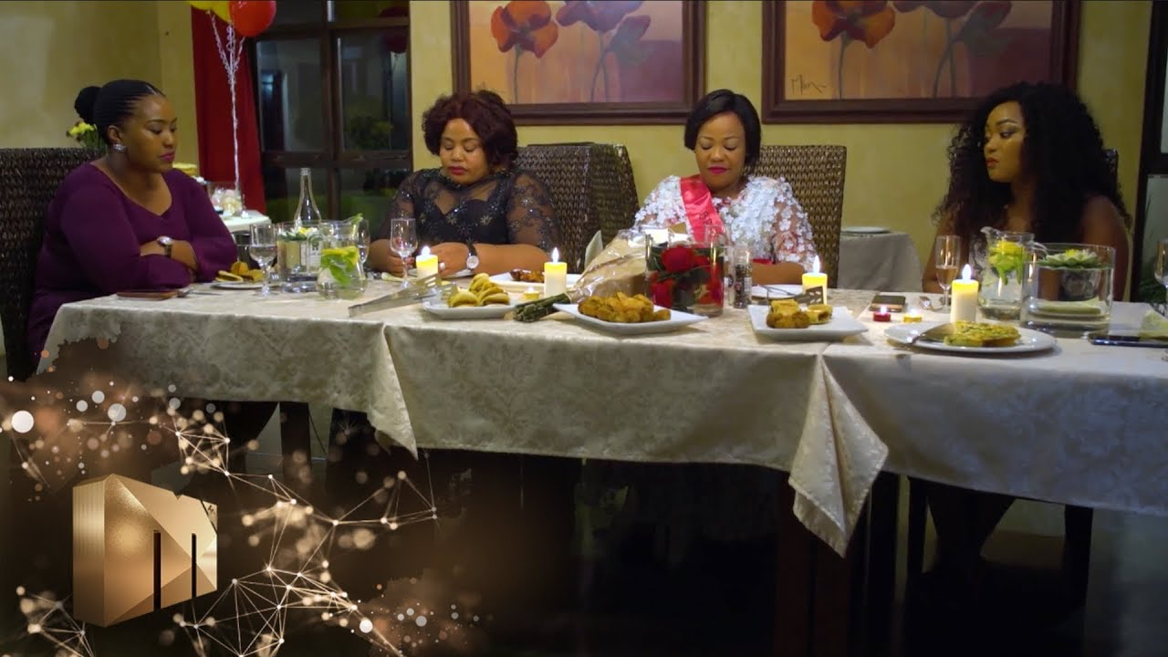 Download Tense bridal shower – uThando Nes'thembu | Mzansi Magic