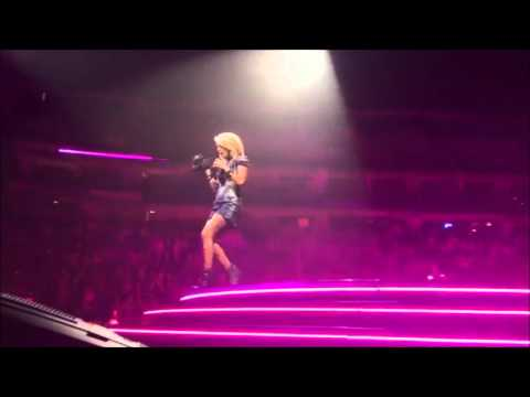 Carrie Underwood ~ All American Girl (w/Band Intros) ~ Storyteller Tour