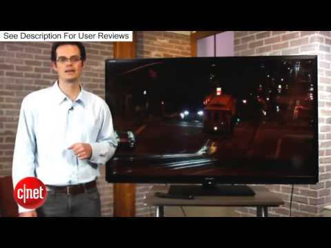 Sharp Aquos LC60LE847U LED TV Review