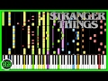 IMPOSSIBLE REMIX Stranger Things Main Theme mp3