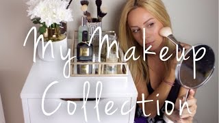 My Makeup Collection | Gina