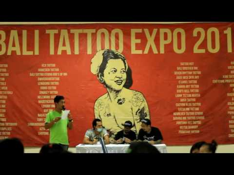 Travelink vol.3 || Bali Tattoo Expo 2016 Day 1