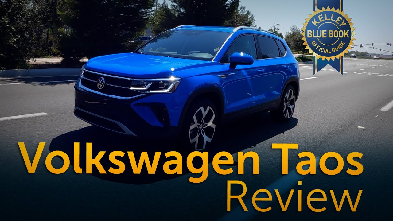 2022 Volkswagen Taos | Review & Road Test