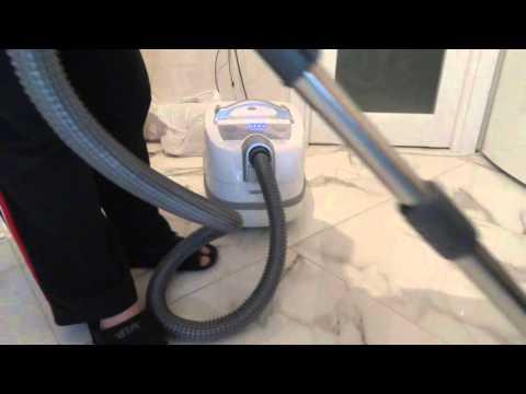 Как мыть окна пылесосом zelmer видео