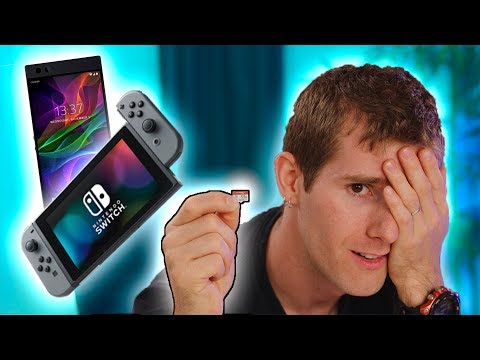 A  Gaming  SD card?? - $H!T Manufacturers Say