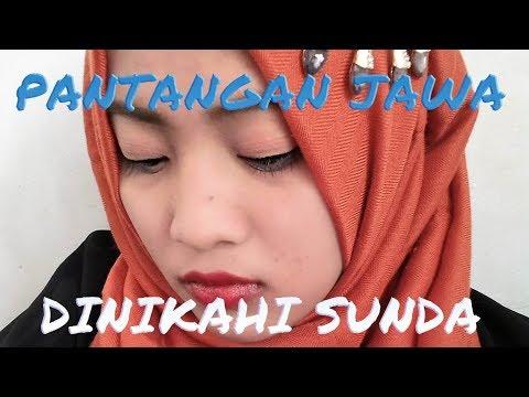 PANTANGAN JAWA DINIKAHI SUNDA - farid featuring neng novita (ketika cinta terhalang 2 adat berbeda)