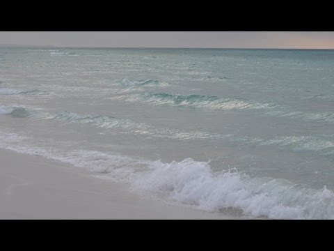 Ocean Waves On Gulf Of Mexico - Nature by DKS