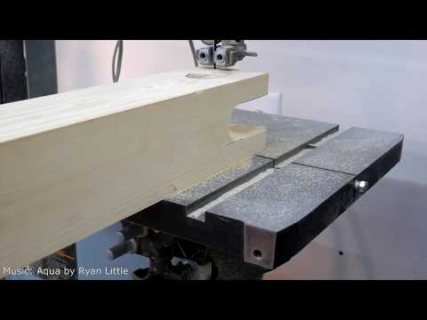 Fancy Leg Joinery  Woodworking Project |Woodworking