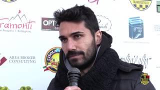 Giuseppe Casisa dopo partita Piccardo Traversetolo vs Fidenza  08/01/2017