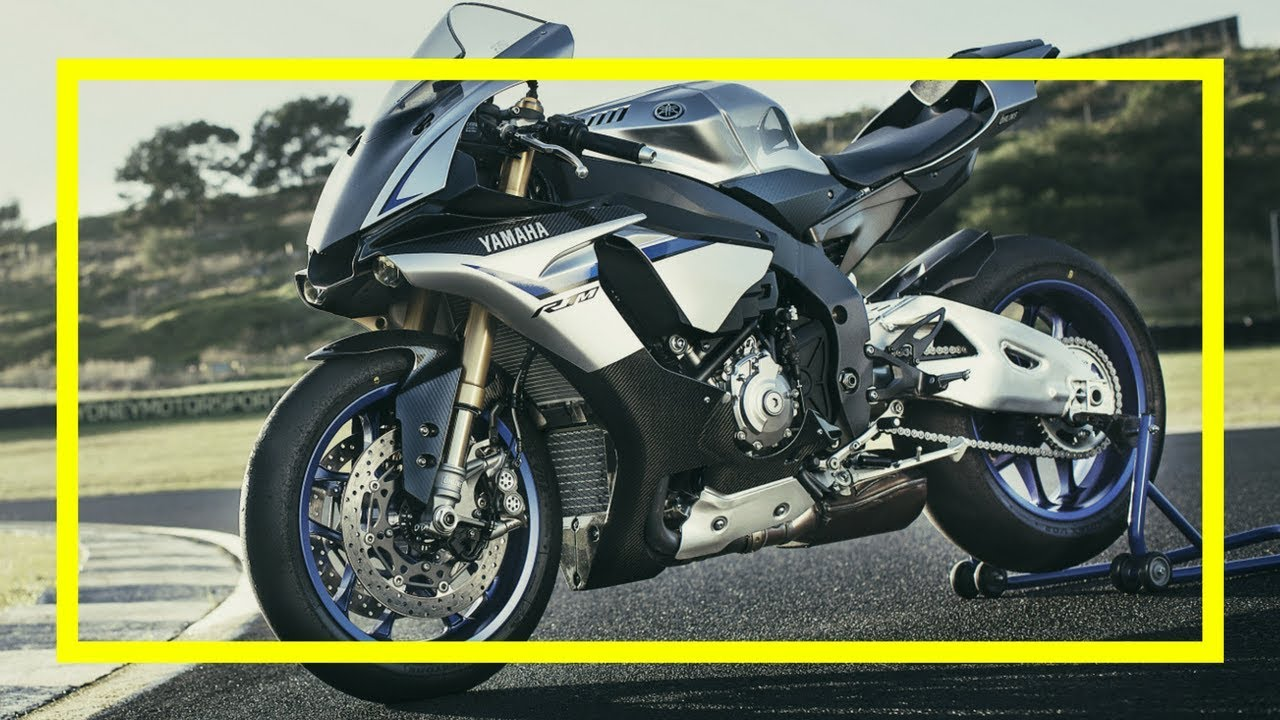 Nova Yamaha R1 Pela Metade Do Preco
