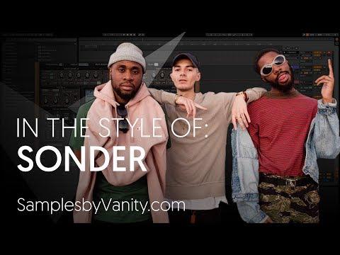 SONDER Tutorial: In The Style Of Vol.19 - Sonder + Sample Pack (Atu & Dpat)