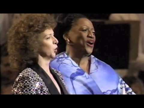Katherine Ciesinski & Jessye Norman in Belle nuit ô nuit d'amour from Tanglewood