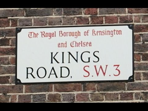 Kings Road London Chelsea - History, Shops + Restaurants
