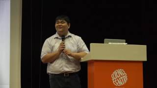 The Open Source World of Natural Language Processing - Liling Tan - FOSSASIA Summit 2017