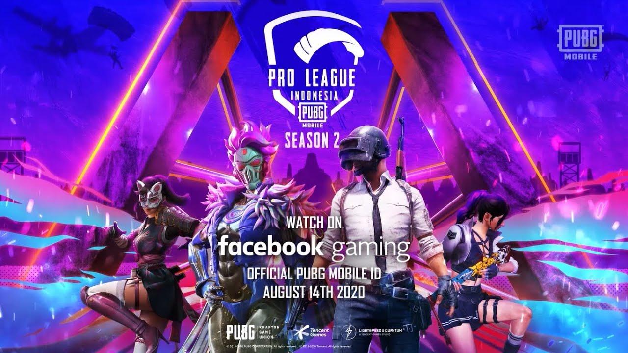 PMPL INDONESIA SEASON 2 STARTS! Tunggu kami mulai 14 Agustus 2020!