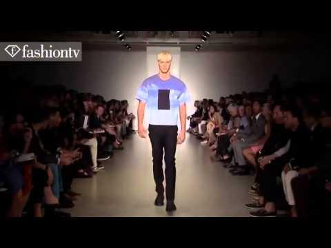 Calvin Klein Collection Men Spring/Summer 2014 | Milan Men's Fashion Week | FashionTV