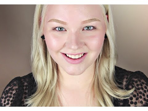 Nikkietutorials Makeup >> Updated Foundation Routine 2012 - YouTube
