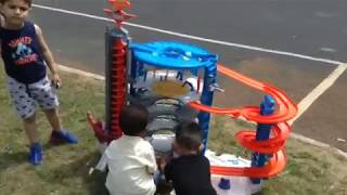 Kids on play