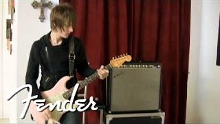 Tyler Bryant Talks FENDER | Fender