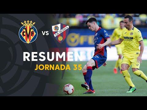 Resumen de Villarreal CF vs SD Huesca (1-1)