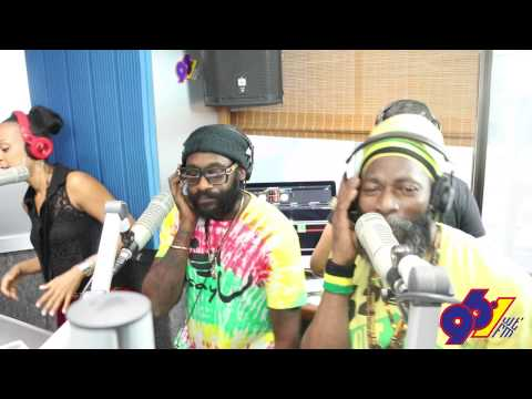 Alaine, Tarrus Riley & Capleton, Turn It Up In Studio Pt. 2