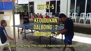 Dalbo The Spinner VS Marsudi The Officialman