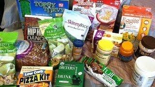 Health Food Store Haul