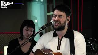 Courteeners - Hanging Off Your Cloud (Live on The Chris Evans Breakfast Show with Sky)