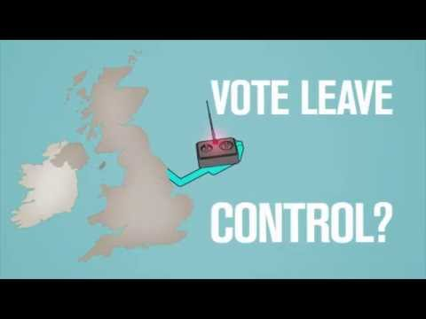 Vote Leave = LOSE control
