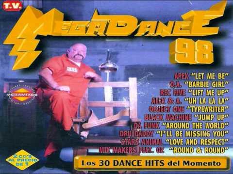 9.-B-2 - (I´ll Never Be)Maria Magdalena(Megadance 98)CD-2