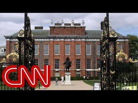 A tour of the Royals' Kensington Palace