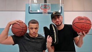 EXTREME 1 ON 1 BASKETBALL GAME FOR YEEZYS!!
