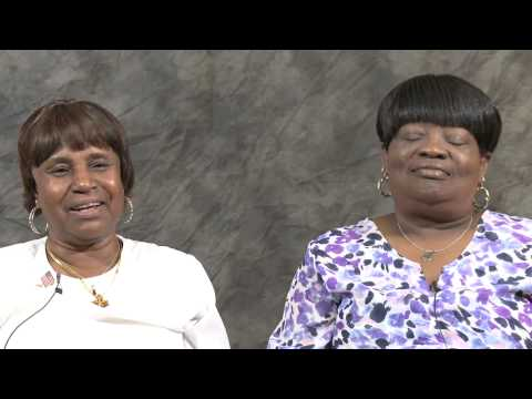Civil Rights History Project: Audrey Nell Hamilton and JoeAnn Anderson Ulmer