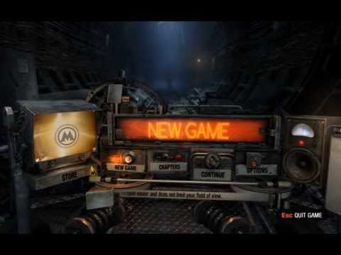 how to change language in metro last light from russian to english