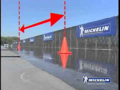Michelin Energy Saver Test drive