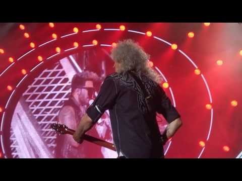Queen + Adam Lambert - Flash/The Hero/One Vision - Live in Sofia 23.06.2016