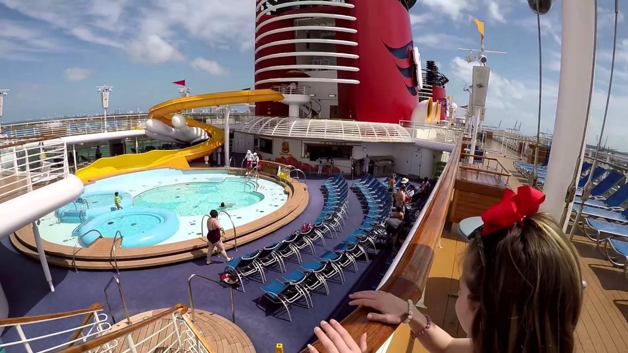 Disney Wonder Cruise 2016